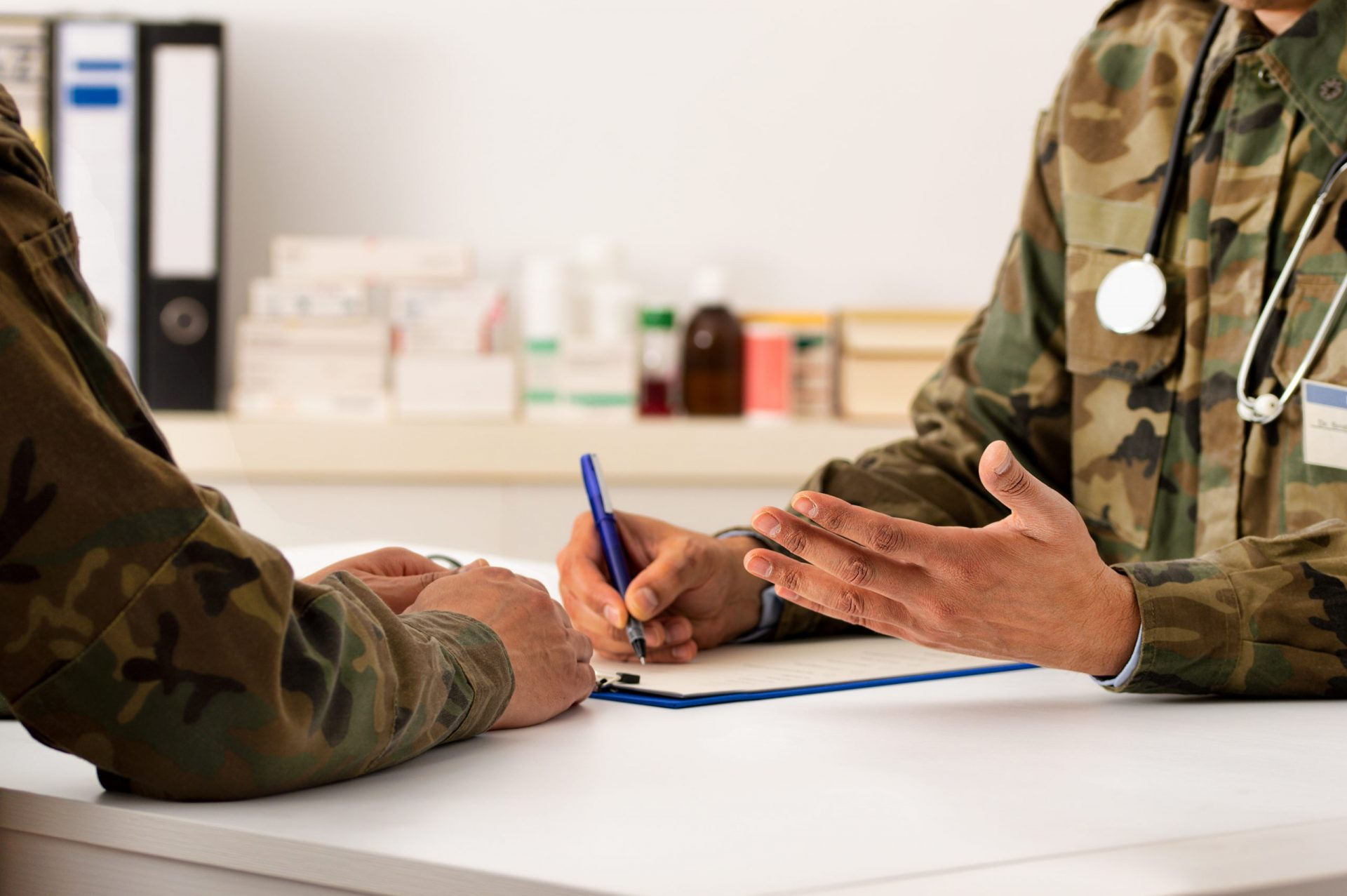 Veterans Medical Doctor