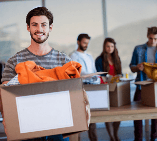 Corporate Citizenship - Community Volunteering