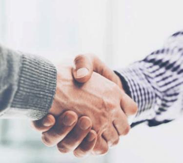 Handshake - Partnership Program