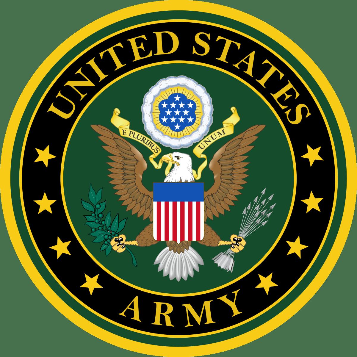 US Army Logo - Medium